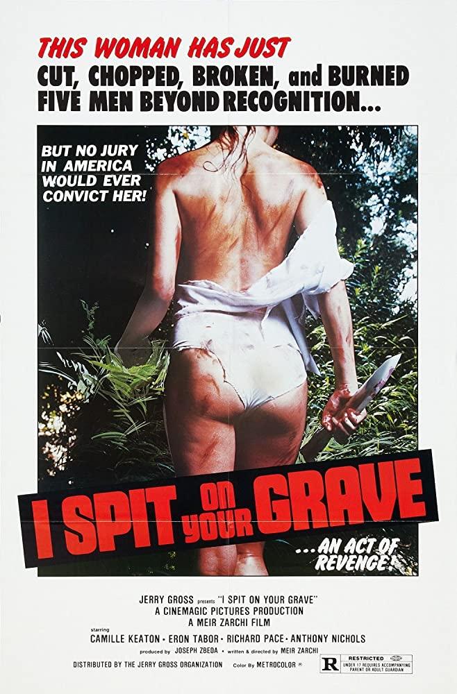 ดูหนังออนไลน์ฟรี I Spit on Your Grave (1978) แค้นต้องฆ่า [[[ ซับไทย ]]]